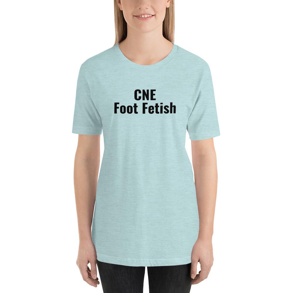 Cne Foot Fetish Tshirt - Piss Blanket-2133